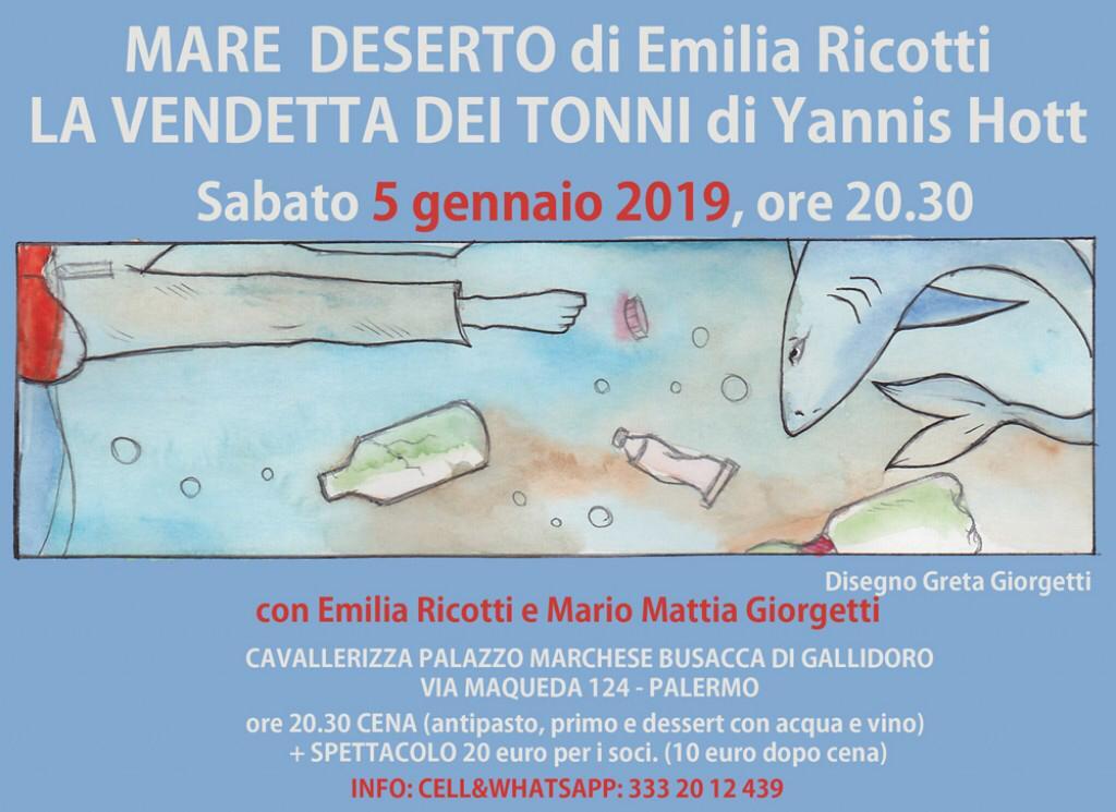 Emilia Ricotti e Yannis Hott di scena a Cinematocasa