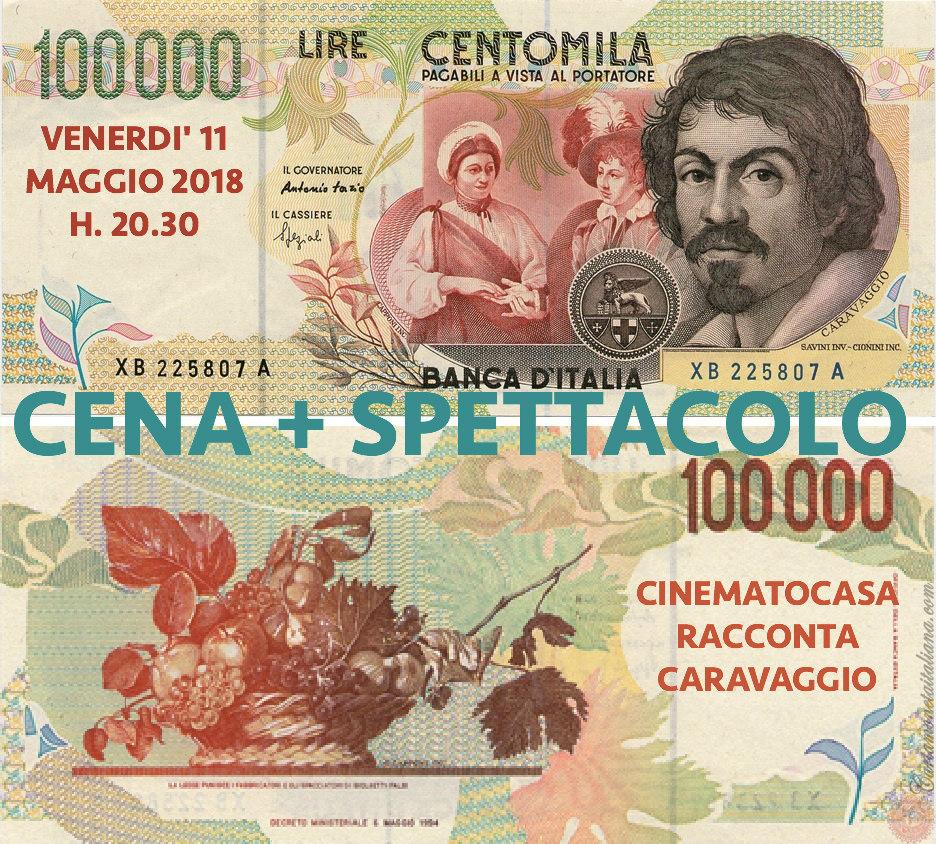 Cinematocasa racconta Michelangelo Merisi, più noto come il Caravaggio.