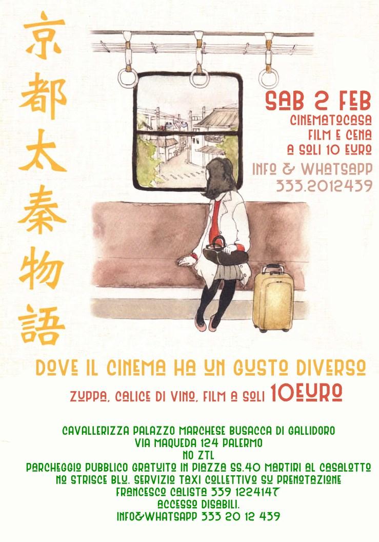 ZUPPA, CALICE DI VINO E FILM A SOLO 10 EURO