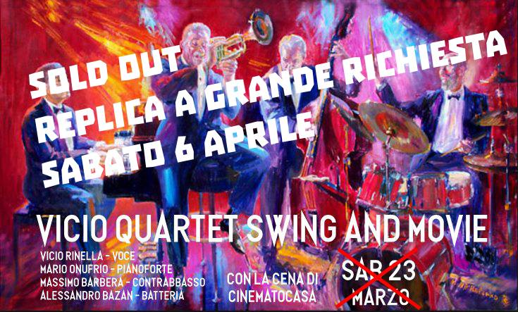 Vicio quartet swing and movie
