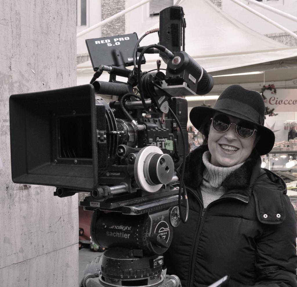 Rina-La-Gioia,-regista-e-sceneggiatrice