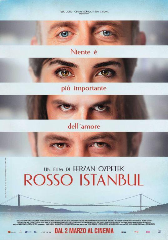 """Rosso-Istanbul""-di-Ferzan-Ozpetek"